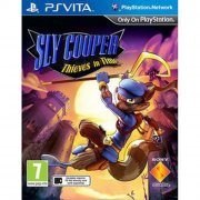 sly cooper: thieves in time (import) - ps vita