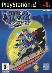 sly racoon 2 band of thieves - PS2