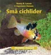 små cichlider - bog
