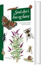små dyr i hus og have - bog