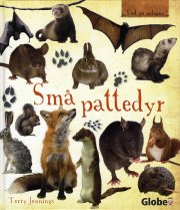 små pattedyr - bog