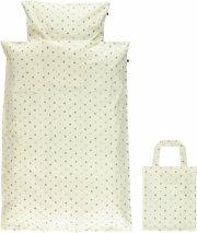småfolk - baby sengetøj m. æbler - Babyudstyr