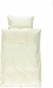 småfolk junior sengetøj - dove - Babyudstyr