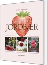 smagen af jordbær - bog