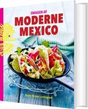 smagen af moderne mexico - bog