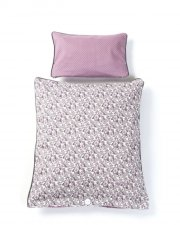 smallstuff dukkesengetøj - 100% økologisk bomuld - sommerfugle - Dukker