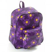 smallstuff skoletaske / rygsæk - lilla - Skole