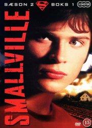 smallville - sæson 2 - boks 1 - DVD