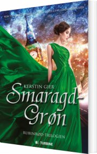 smaragdgrøn - bog