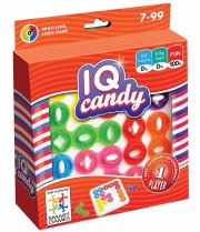 smart games - iq candy - Brætspil