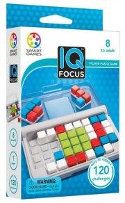 smart games iq focus - Brætspil