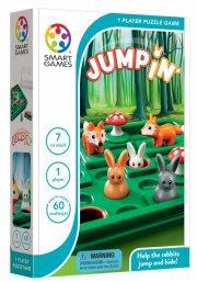 smart games spil - jump in - Brætspil