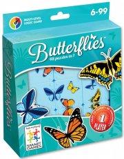 smart games - butterflies - Brætspil