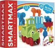 smart max legetøj - mit første dyretog - Babylegetøj