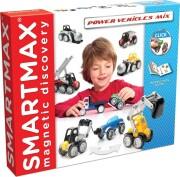 smart max magnetlegetøj - power vehicle mix - Kreativitet