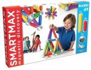 smart max start xl magnetlegetøj - 42 dele - Kreativitet