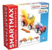 smart max magnetlegetøj - tommy tog - Kreativitet