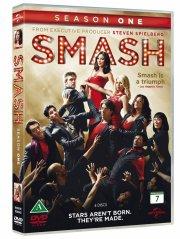 smash - sæson 1 - DVD