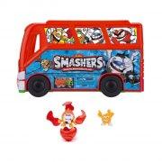 smashers figurer - fodboldbus - Figurer