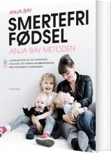smertefri fødsel - bog