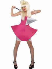 smiffys - dance diva costume - small (28170s) - Udklædning Til Voksne