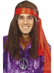 smiffys - hippy man kit (21337) - Udklædning Til Voksne