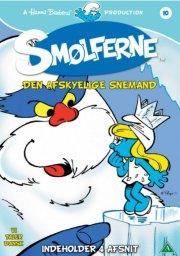smølferne 10 - den afskylige snemand - DVD