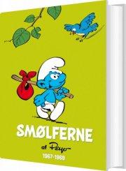 smølferne 1967-1969 - bog