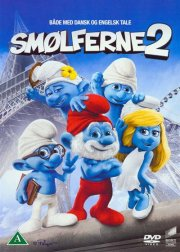smølferne 2 / the smurfs 2 - DVD