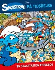 smølferne på tidsrejse - en smølftastisk findebog - bog