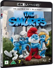 smølferne / the smurfs - 4k Ultra HD Blu-Ray