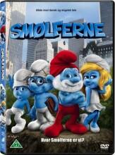 smølferne / the smurfs - DVD
