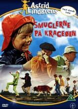 smuglerne på krageøen - DVD
