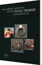 smykker i sølv textile teknikker - bog