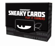 sneaky cards - play it forward - Brætspil