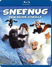 snefnug den hvide gorilla / snowflake the white gorilla - Blu-Ray