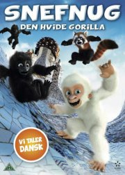 snefnug den hvide gorilla / snowflake the white gorilla - DVD