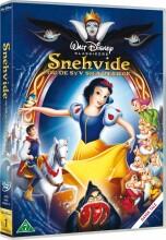 snehvide og de syv små dværge / snow white and the seven dwarfs - disney - DVD