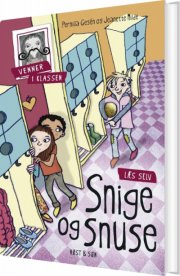 snige og snuse - bog
