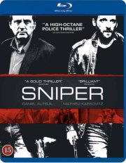 sniper - Blu-Ray