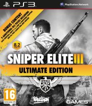 sniper elite iii (3) - ultimate edition - PS3