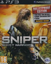 sniper ghost warrior - bulletproof edition - PS3