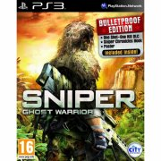 sniper: ghost warrior - bulletproof edition - PS3