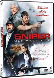 sniper: ultimate kill - DVD