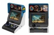 snk neogeo mini - 40 års jubilæum - retro spillekonsol med 40 spil - Konsoller Og Tilbehør