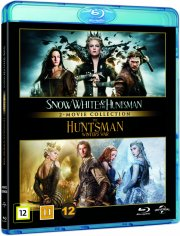 snow white and the huntsman / the huntsman: winters war 1+2 boks - Blu-Ray
