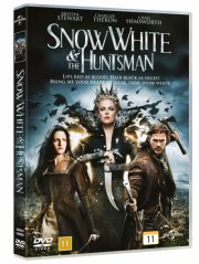 snow white and the huntsman - DVD