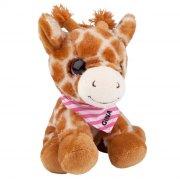 dyre bamse / bamsedyr 18 cm - gina giraf - Bamser