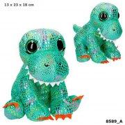 snukis bamse - rex dinosaurus 18 cm - Bamser