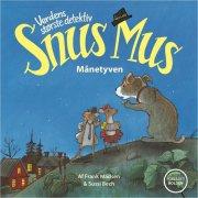 snus mus: månetyven - bog